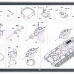 Takom-2112-SMK-Bauanleitung-Seite10-150x150 Soviet Heavy Tank SMK in 1:35 von TAKOM # 2112