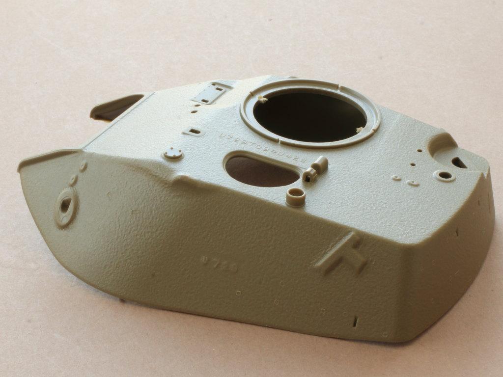 Turm-1-1 M728 Combat Engineer Vehicle 1:35 AFV Club (#35254)