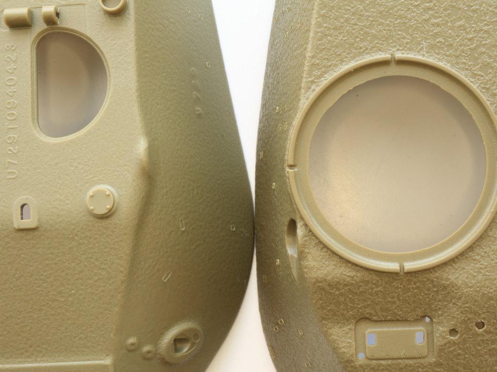 vergleich1 M728 Combat Engineer Vehicle 1:35 AFV Club (#35254)