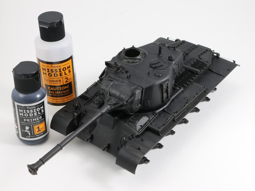 07 Build Review : M46 Patton in Korea 1:35 Dragon/Cyber Hobby
