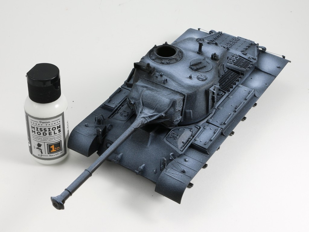 08 Build Review : M46 Patton in Korea 1:35 Dragon/Cyber Hobby