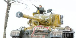 Build Review : M46 Patton in Korea 1:35 Dragon/Cyber Hobby