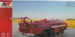 Aircraft Rescue and Fire Fighting Truck AA-60 von A&A Models 7201