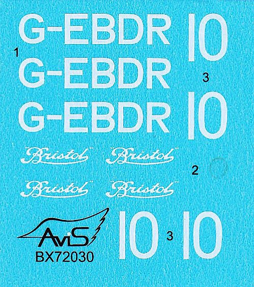 AVIS-BX-72030-Bristol-Type-72-Racer-7 Bristol Type 72 Racer von AVIS BX 72030