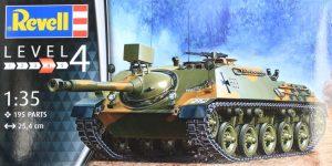 Kanonenjagdpanzer (KaJaPa) 1:35 Revell (#03276)
