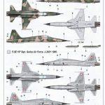 HobbyBoss-80207-F-5E-Tiger-II-1-150x150 F-5E Tiger II in 1:72 von Hobby Boss 80207