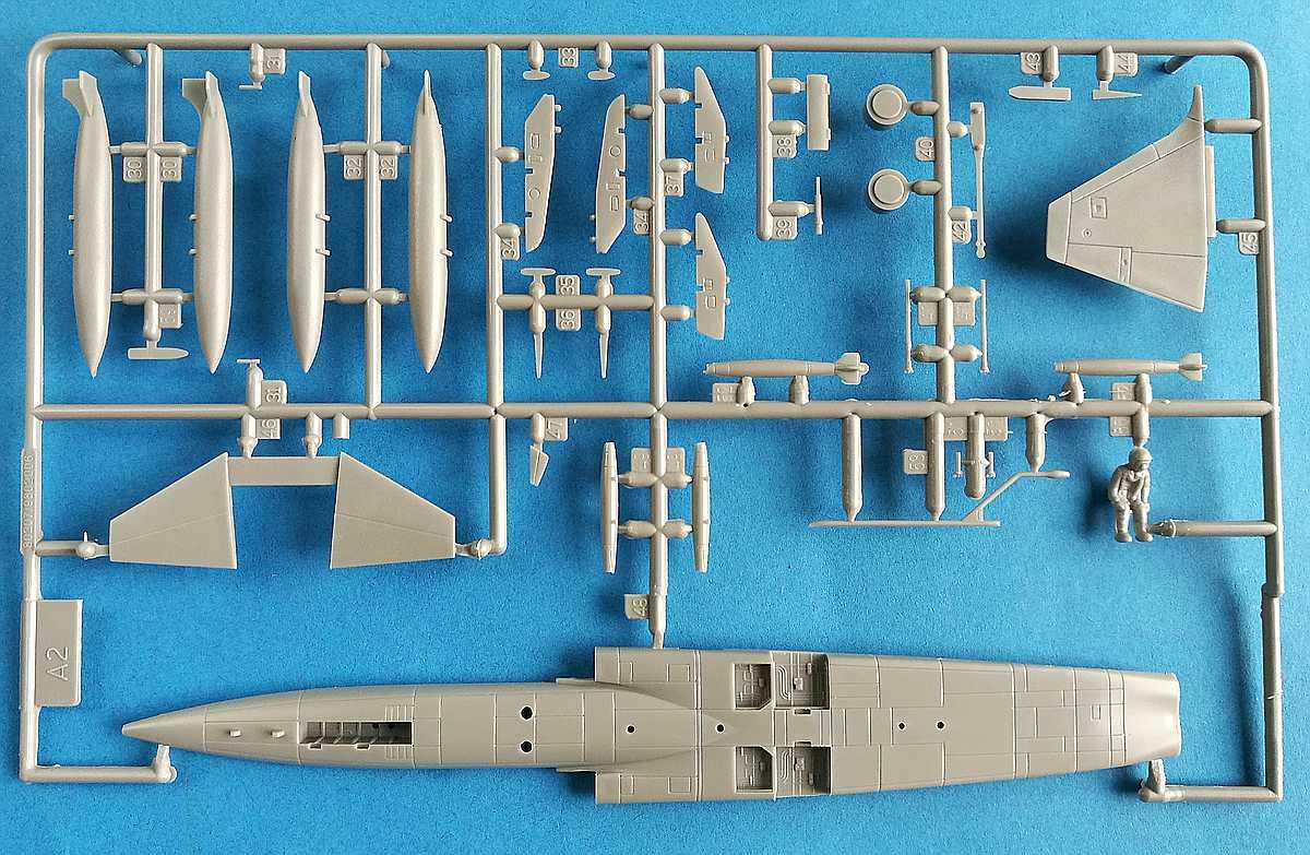 HobbyBoss-80207-F-5E-Tiger-II-19 F-5E Tiger II in 1:72 von Hobby Boss 80207