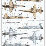 HobbyBoss-80207-F-5E-Tiger-II-2-150x150 F-5E Tiger II in 1:72 von Hobby Boss 80207