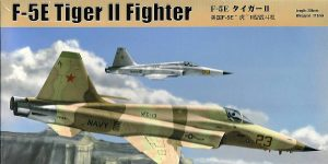 F-5E Tiger II in 1:72 von Hobby Boss 80207