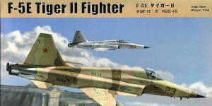 F-5E Tiger II in 1:72 von Hobby Boss 80207