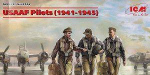 USAAF Pilots 1941-1945 in 1:32 von ICM 32104