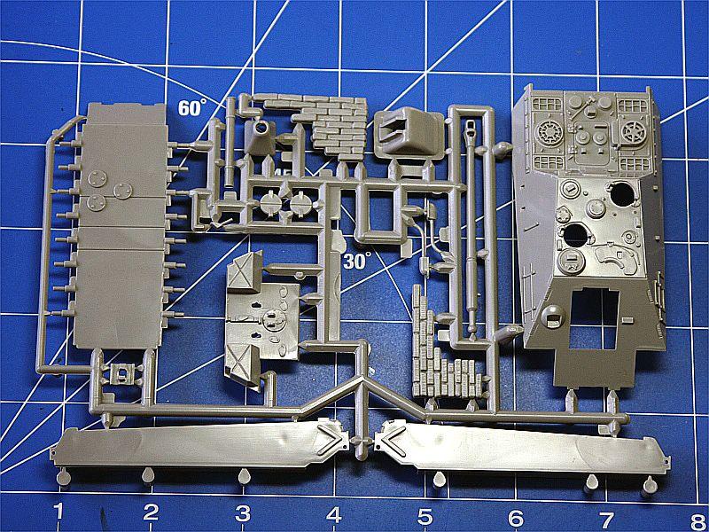 Jagdpanther-Revell-Matchbox-Jürgen-Crepin-10 Kit-Archäologie: Jagdpanther von Matchbox/Revell in 1:76 gebaut