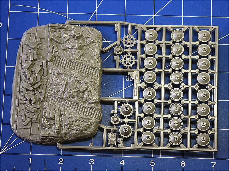 Jagdpanther-Revell-Matchbox-Jürgen-Crepin-11 Kit-Archäologie: Jagdpanther von Matchbox/Revell in 1:76 gebaut