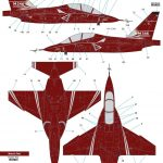 Kinetic-48063-M-346-Trainer-Bemalungsschemen-1-150x150 Alenia-Aermacchi M-346 in 1:48 Kinetic Gold 48063