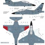 Kinetic-48063-M-346-Trainer-Bemalungsschemen-2-150x150 Alenia-Aermacchi M-346 in 1:48 Kinetic Gold 48063