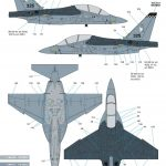 Kinetic-48063-M-346-Trainer-Bemalungsschemen-3-150x150 Alenia-Aermacchi M-346 in 1:48 Kinetic Gold 48063