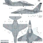 Kinetic-48063-M-346-Trainer-Bemalungsschemen-4-150x150 Alenia-Aermacchi M-346 in 1:48 Kinetic Gold 48063