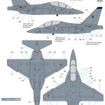 Kinetic-48063-M-346-Trainer-Bemalungsschemen-5-150x150 Alenia-Aermacchi M-346 in 1:48 Kinetic Gold 48063