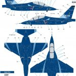 Kinetic-48063-M-346-Trainer-Bemalungsschemen-6-150x150 Alenia-Aermacchi M-346 in 1:48 Kinetic Gold 48063