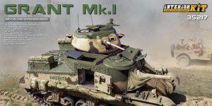 M3 Grant Mk. I in 1:35 von MiniArt 35217