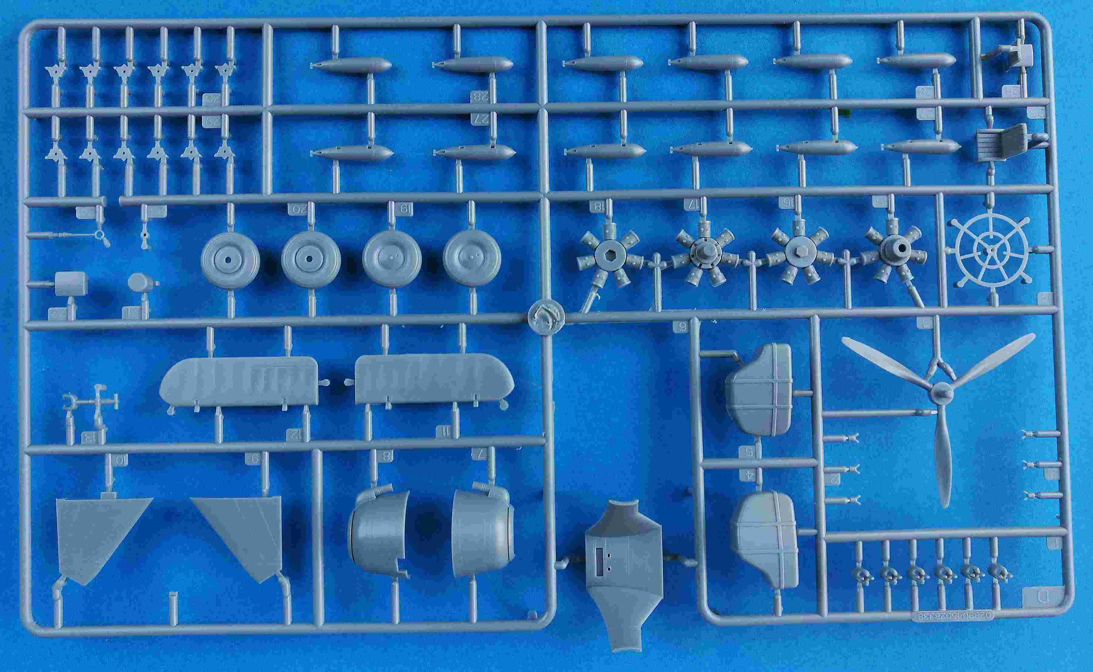 Trumpeter-02880-Fairey-Albacore-1 Fairey Albacore in 1:48  Trumpeter # 02880
