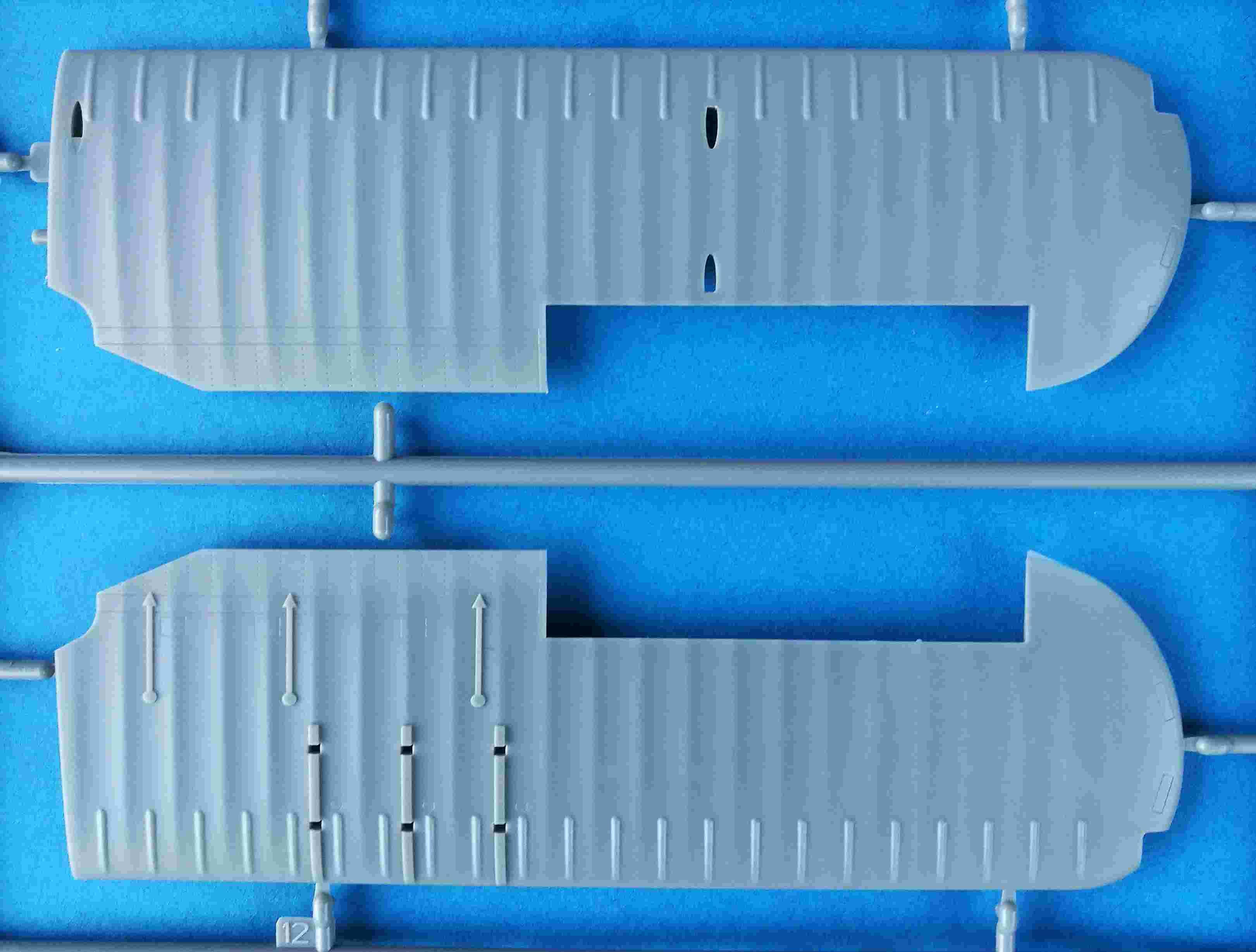 Trumpeter-02880-Fairey-Albacore-14 Fairey Albacore in 1:48  Trumpeter # 02880