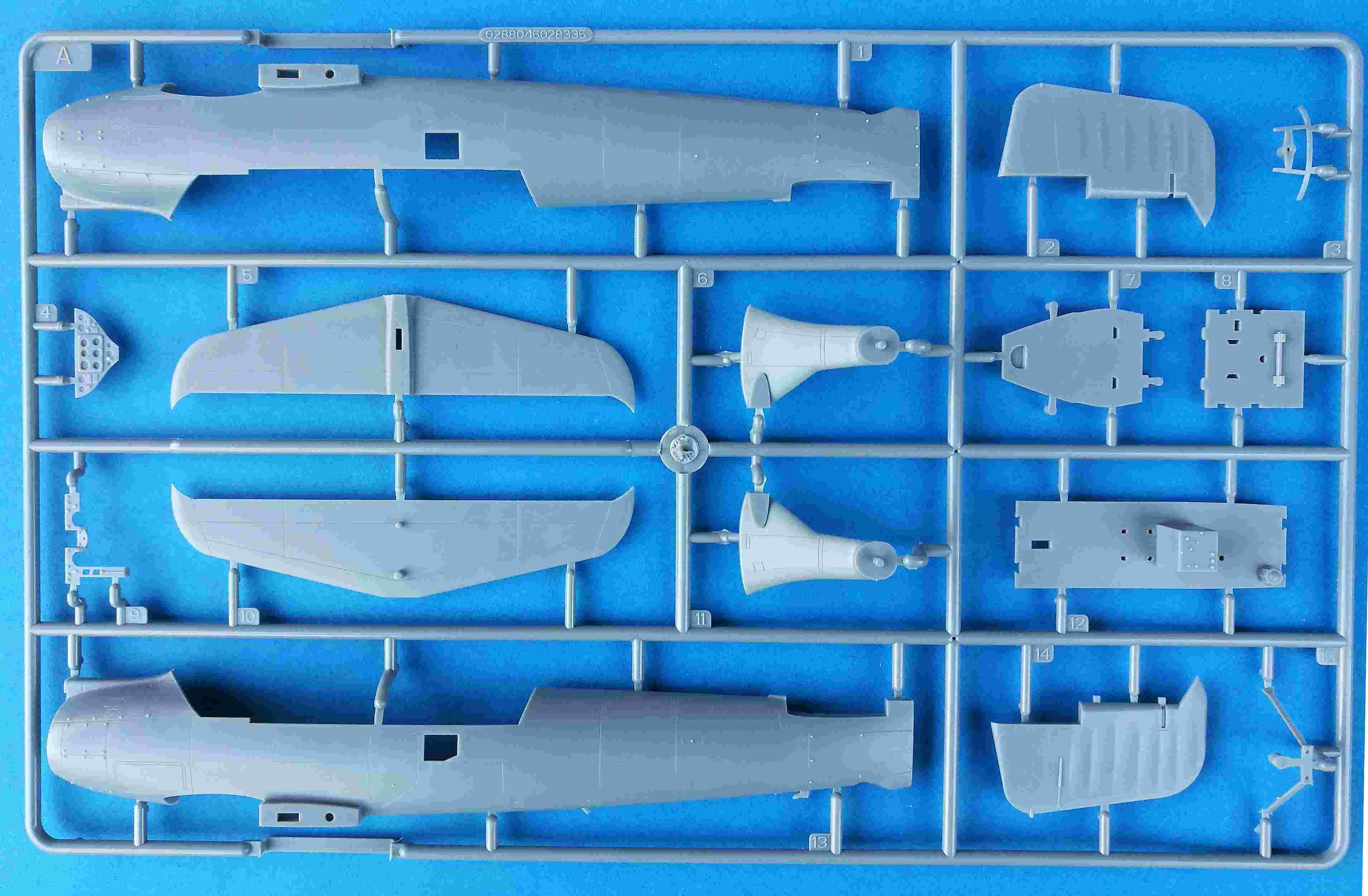 Trumpeter-02880-Fairey-Albacore-20 Fairey Albacore in 1:48  Trumpeter # 02880