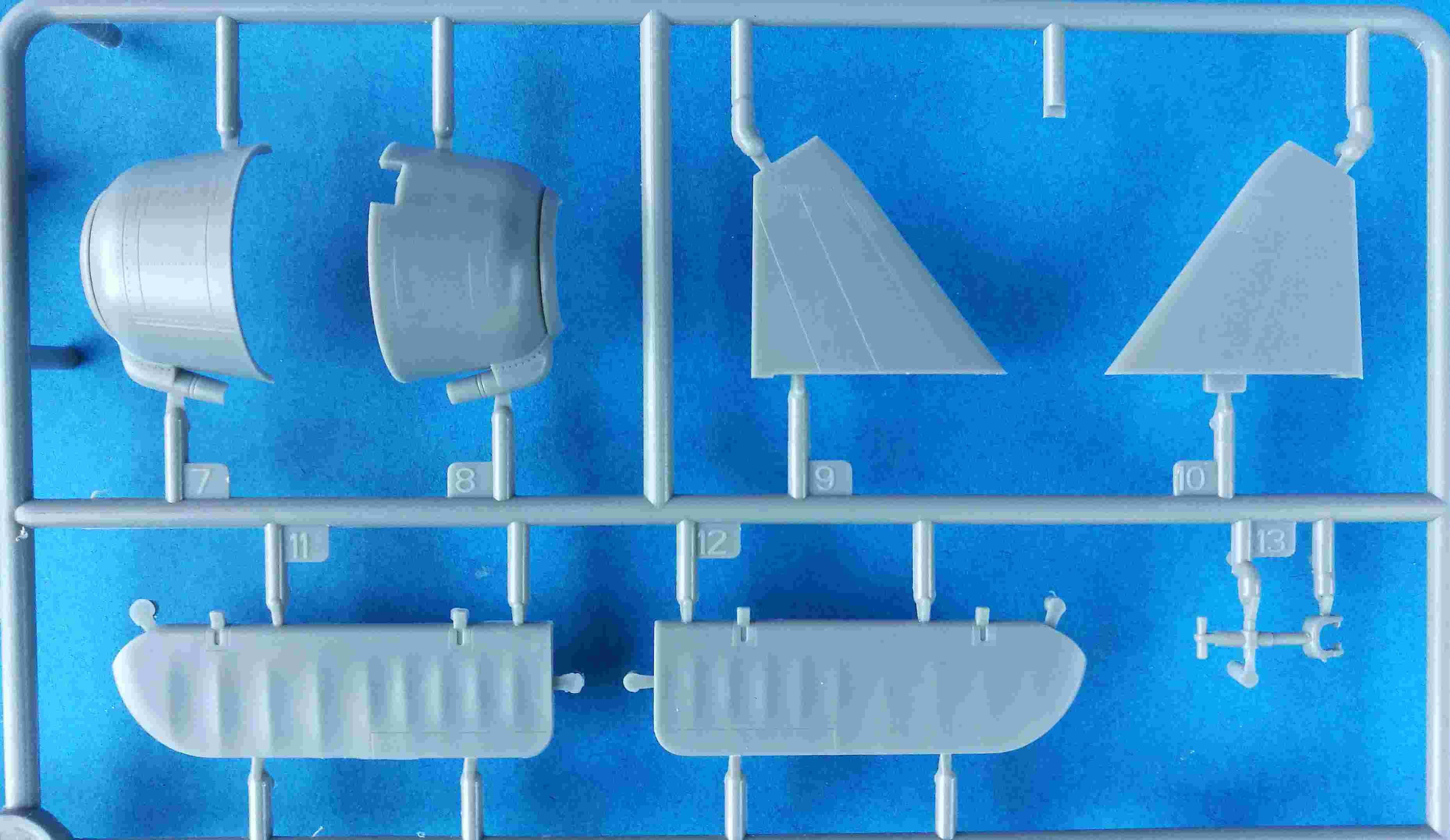 Trumpeter-02880-Fairey-Albacore-6 Fairey Albacore in 1:48  Trumpeter # 02880