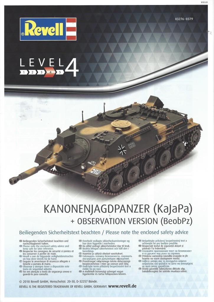 scan1809 Kanonenjagdpanzer (KaJaPa) 1:35 Revell (#03276)
