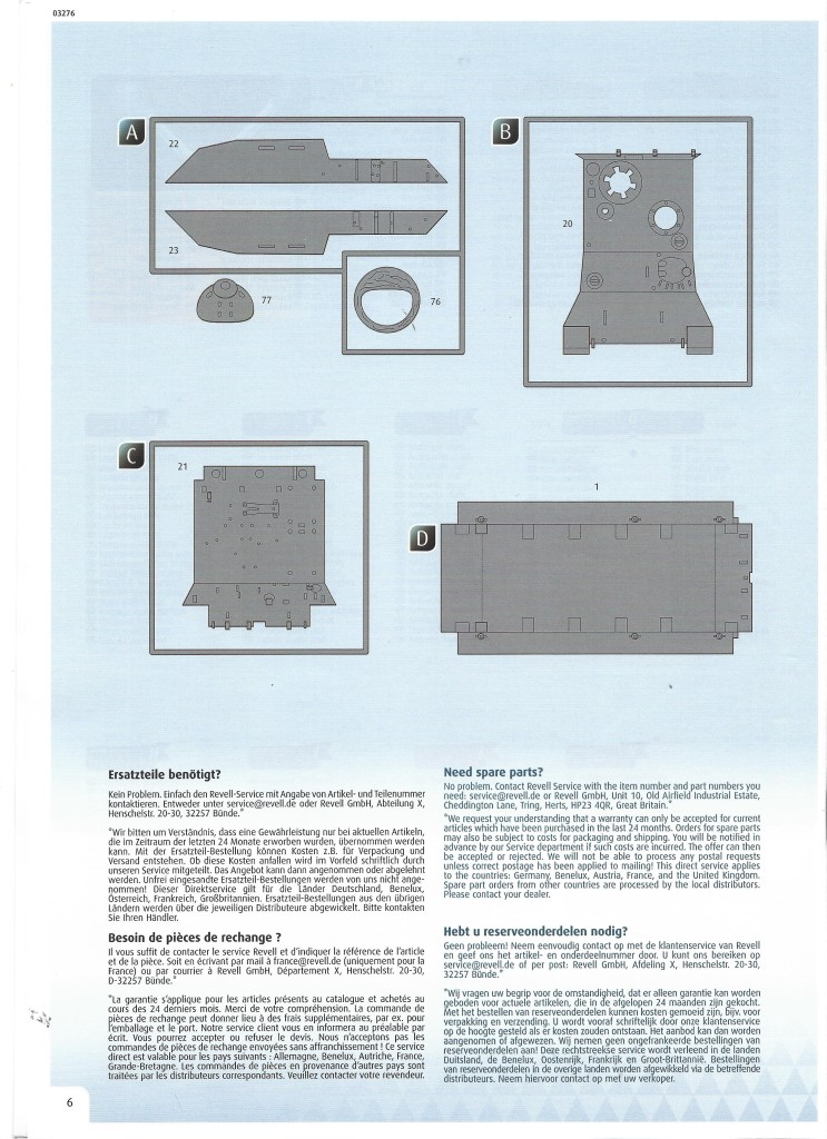 scan1814 Kanonenjagdpanzer (KaJaPa) 1:35 Revell (#03276)