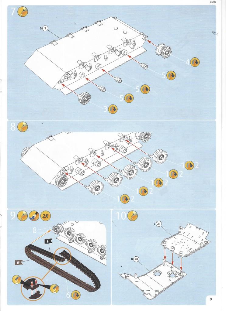 scan1817 Kanonenjagdpanzer (KaJaPa) 1:35 Revell (#03276)