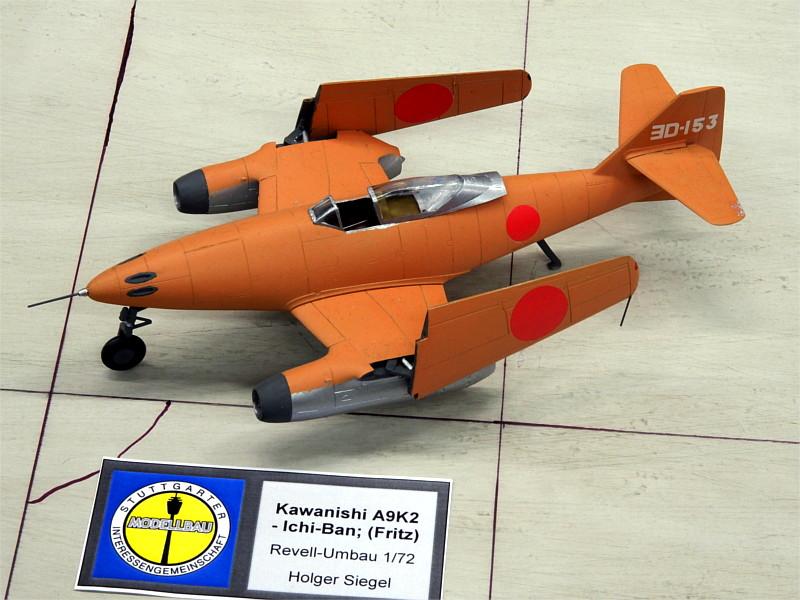 22_SIM-Me-262-DSCF1155 6. Modell trifft Original in leipheim 2019