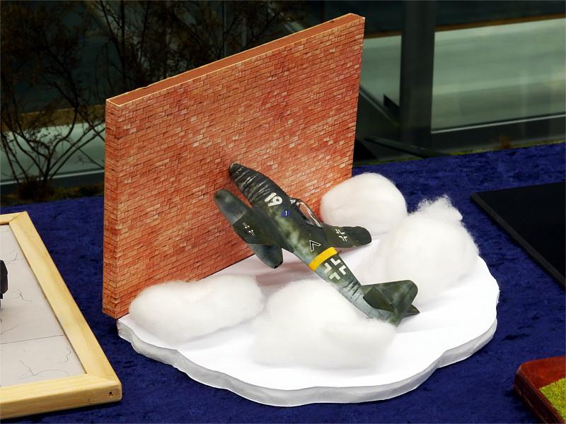 28_SIM-Me-262-Schallmauer_DSCF1131 6. Modell trifft Original in leipheim 2019