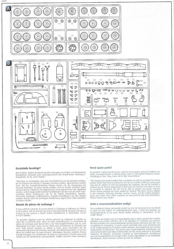 Anleitung06 Panzerhaubitze 2000 1:35 Revell (#03279)