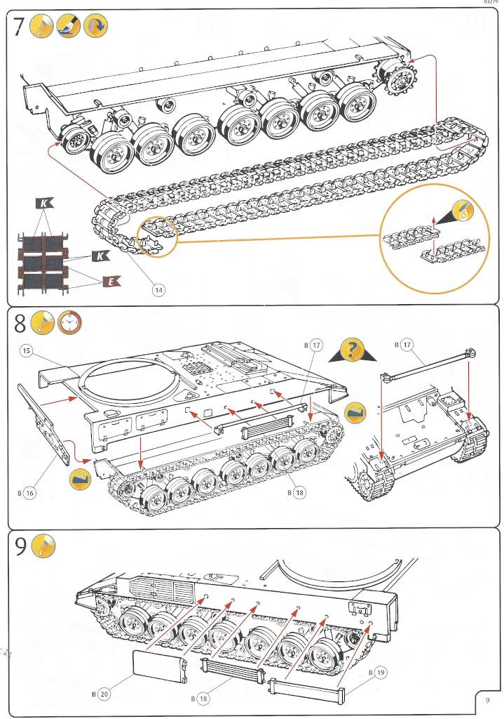 Anleitung09 Panzerhaubitze 2000 1:35 Revell (#03279)