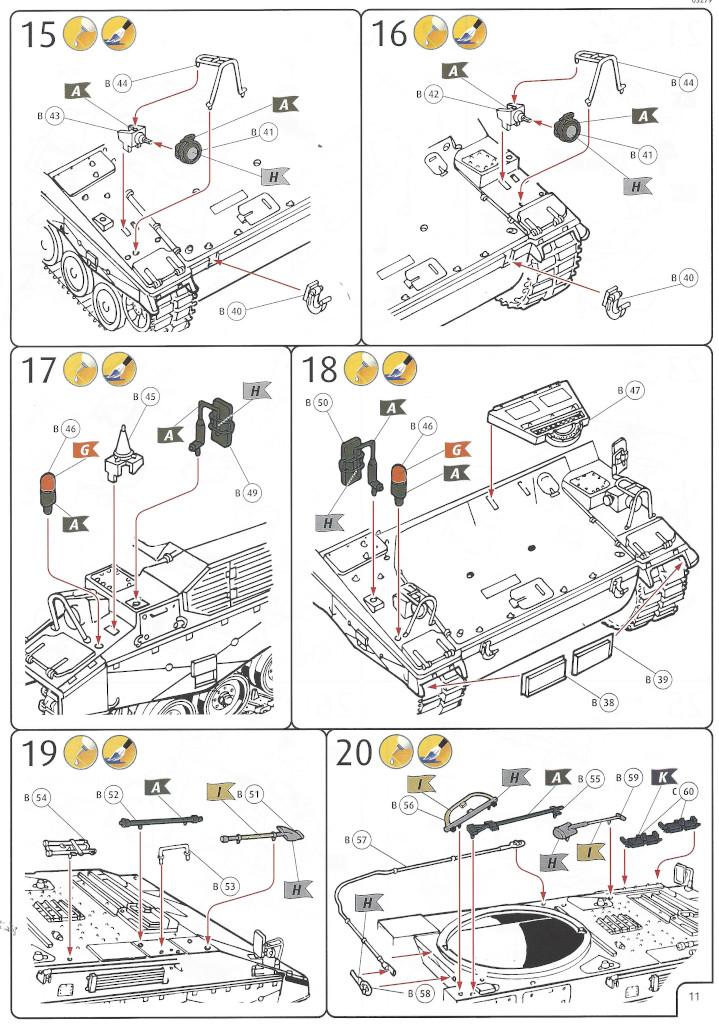 Anleitung11 Panzerhaubitze 2000 1:35 Revell (#03279)