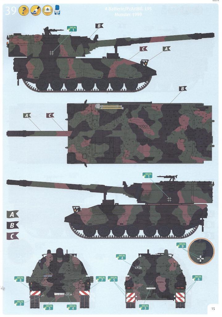 Anleitung15 Panzerhaubitze 2000 1:35 Revell (#03279)