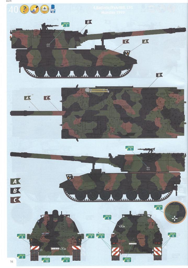 Anleitung16 Panzerhaubitze 2000 1:35 Revell (#03279)