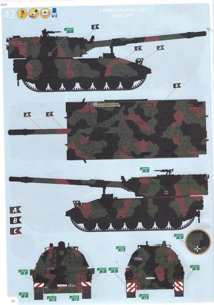Anleitung18 Panzerhaubitze 2000 1:35 Revell (#03279)