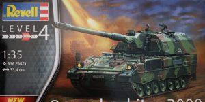 Panzerhaubitze 2000 1:35 Revell (#03279)