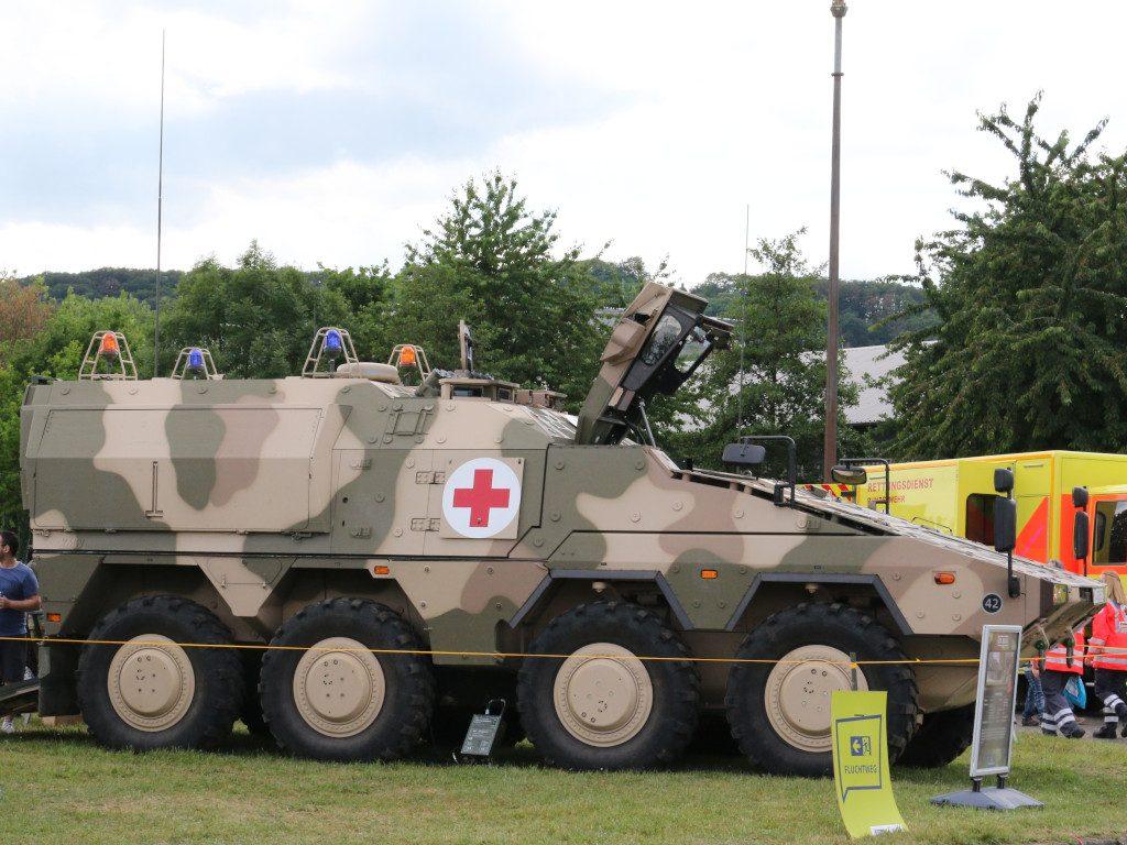 Boxer-1024x768 Tag der Bundeswehr in Koblenz 15.06.2019