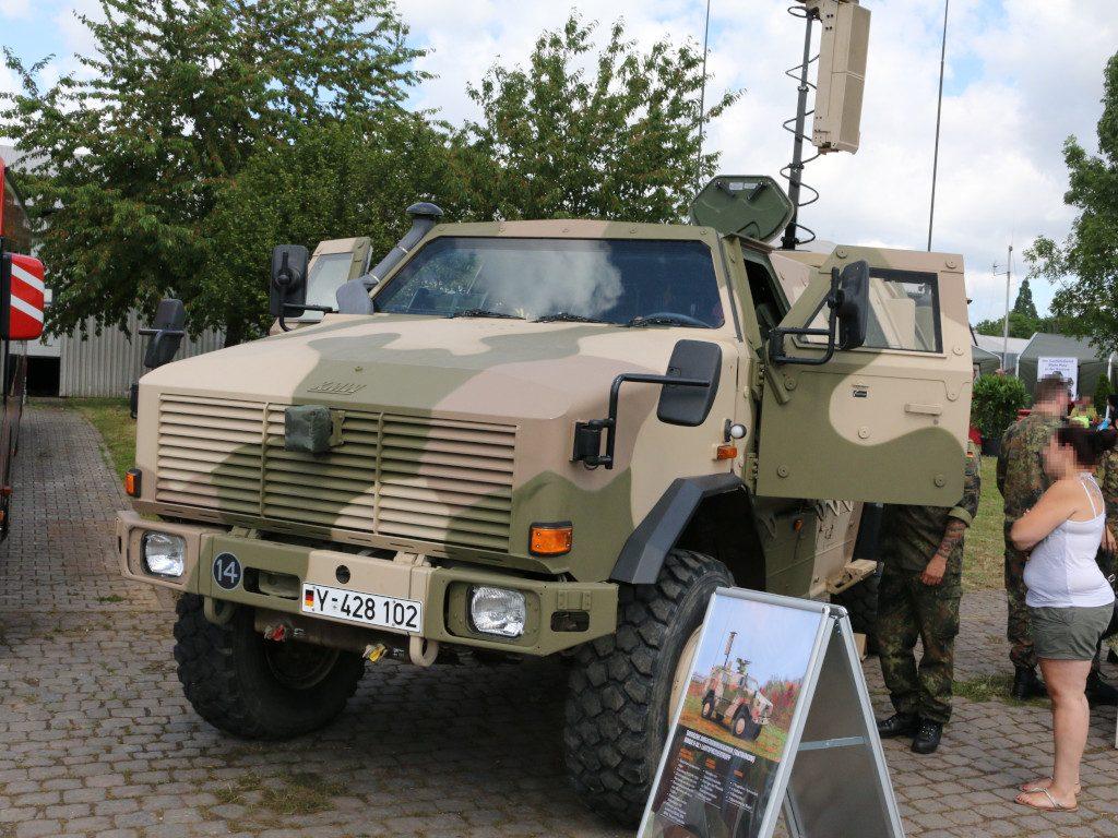 Dingo-31-1024x768 Tag der Bundeswehr in Koblenz 15.06.2019