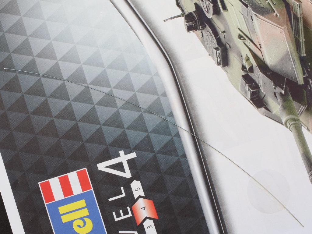 Draht Leopard 2 A6/A6NL 1:35 Revell (#03281)