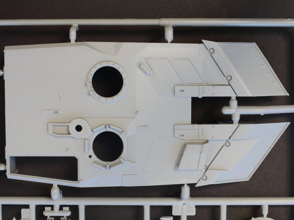E-6 Leopard 2 A6/A6NL 1:35 Revell (#03281)