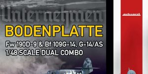 "Eduard Dual-Combo #11125 ""Bodenplatte"" Limited Edition in 1:48"