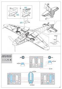 Eduard-11125-Bodenplatte-Dual-Combo-Bauanleitung.21-210x300 Eduard 11125 Bodenplatte Dual Combo Bauanleitung.21