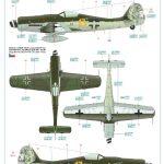 """Eduard-11125-Bodenplatte-Dual-Combo-Markierungen-2-150x150 Eduard Dual-Combo #11125 """"Bodenplatte"""" Limited Edition in 1:48"""