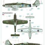 """Eduard-11125-Bodenplatte-Dual-Combo-Markierungen-3-150x150 Eduard Dual-Combo #11125 """"Bodenplatte"""" Limited Edition in 1:48"""