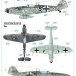 """Eduard-11125-Bodenplatte-Dual-Combo-Markierungen-4-150x150 Eduard Dual-Combo #11125 """"Bodenplatte"""" Limited Edition in 1:48"""