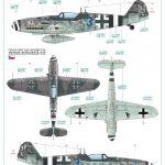 """Eduard-11125-Bodenplatte-Dual-Combo-Markierungen-5-150x150 Eduard Dual-Combo #11125 """"Bodenplatte"""" Limited Edition in 1:48"""